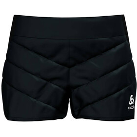 Odlo Irbis X-Warm Hardloop Shorts Dames zwart